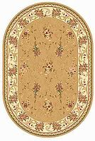 Valencia 5455 Beige oval